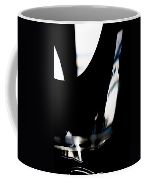 Reflection Coffee Mug featuring the photograph Sr22 Reflection by Paul Job