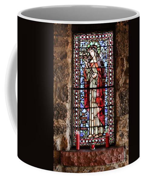 St Catherine Of Siena Coffee Mug featuring the photograph St. Catherine Of Siena by Lynn Sprowl