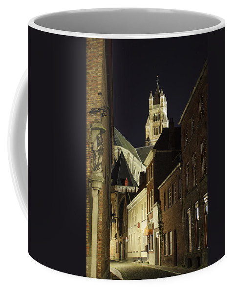 3scape Coffee Mug featuring the photograph St Saviour Cathedral by Adam Romanowicz