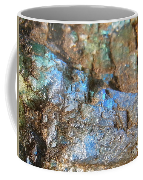Nature Coffee Mug featuring the photograph Step To Bliss by Agnieszka Ledwon