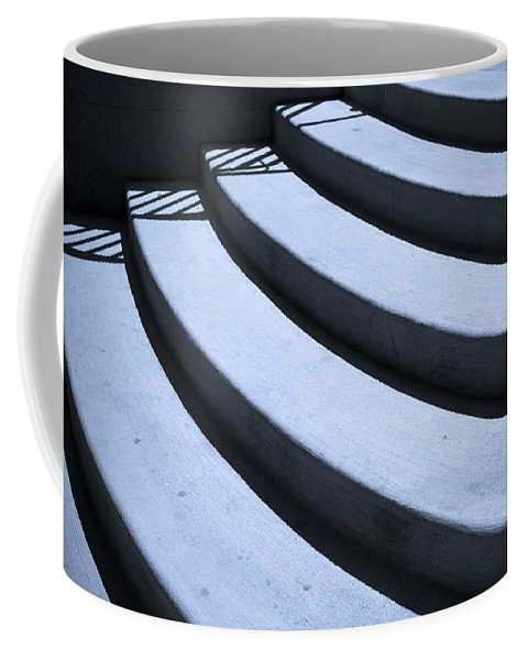 Steps Coffee Mug featuring the photograph Steps by Madeline Ellis