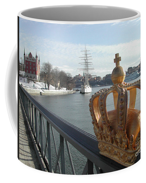 Stockholm Coffee Mug featuring the photograph Stockholm by Mats Silvan