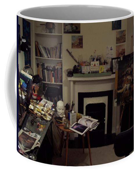 Coffee Mug featuring the photograph Savannah 9studio by Jude Darrien