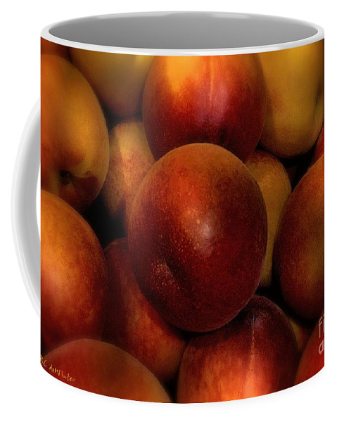 Fruit Coffee Mug featuring the photograph Succulent Sunshine by RC DeWinter