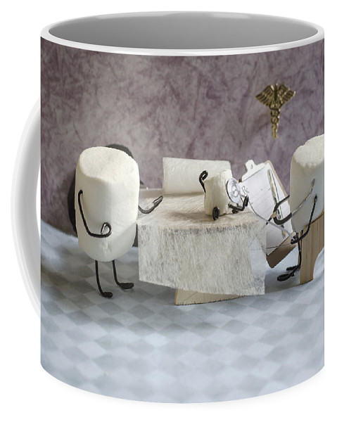 Physician Coffee Mug featuring the photograph Sugar Specialist by Heather Applegate
