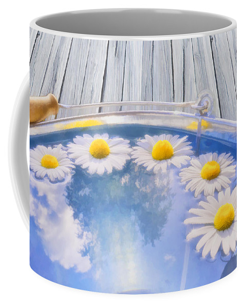 Art Work Coffee Mug featuring the photograph Summer Memories by Veikko Suikkanen