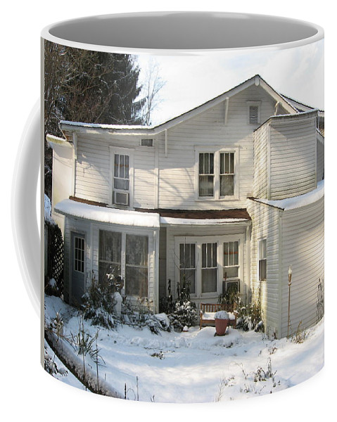 Weston Coffee Mug featuring the painting Summer Retreat by Lord Frederick Lyle Morris