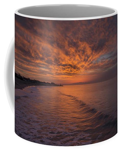Sunrise Coffee Mug featuring the photograph Sunday Daybreak by Bruce Frye