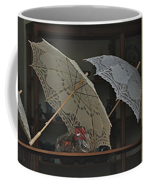 Castles Coffee Mug featuring the photograph Sunny Walk by Joseph Yarbrough