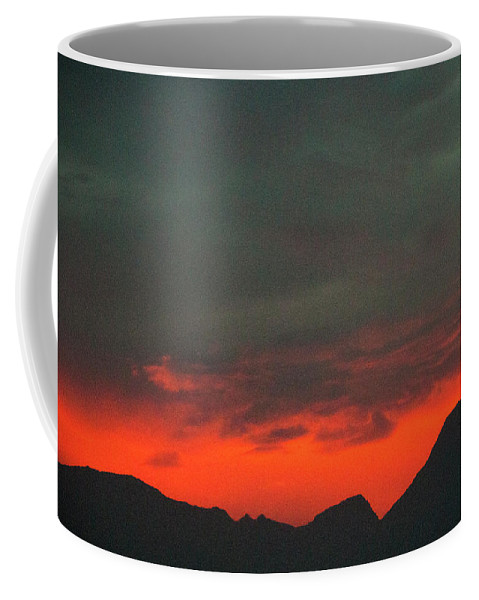 Outdoors Coffee Mug featuring the photograph Sunrise Atop Haleakala, An Extinct by Karen Kasmauski