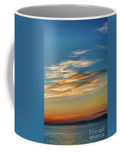 Sunsets Coffee Mug featuring the photograph Sunsets Ca3459-13 by Randy Harris