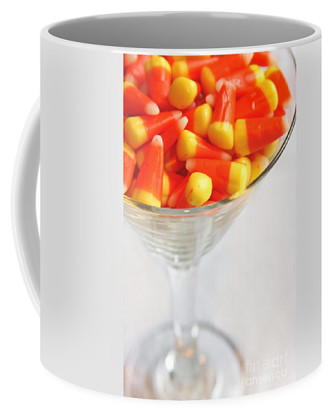 Candy Coffee Mug featuring the photograph Sweet Martini by Jayne Carney