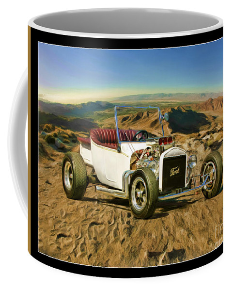 Old Car Coffee Mug featuring the photograph T-bucket by Blake Richards
