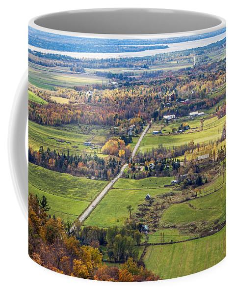Autumn Coffee Mug featuring the photograph Take Me Home by Joseph Yvon Cote