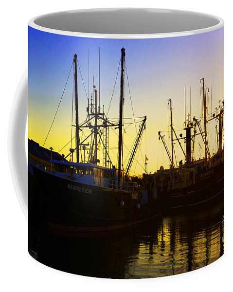 Commercial Coffee Mug featuring the photograph Tamed by Joe Geraci