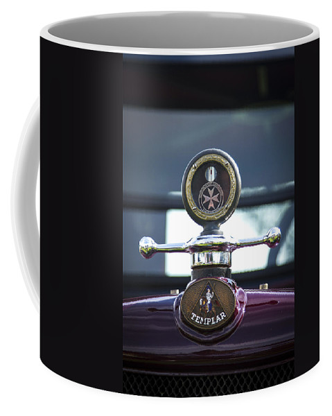 Glenmoor Coffee Mug featuring the photograph Templar by Jack R Perry