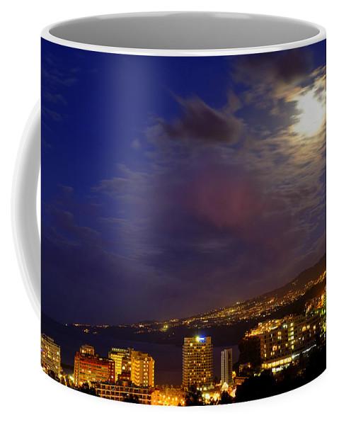 View Coffee Mug featuring the photograph Tenerife's North West Coast by Fabrizio Troiani