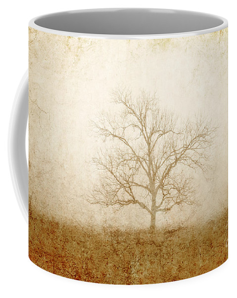 Texture Coffee Mug featuring the photograph Test Of Time by Scott Pellegrin