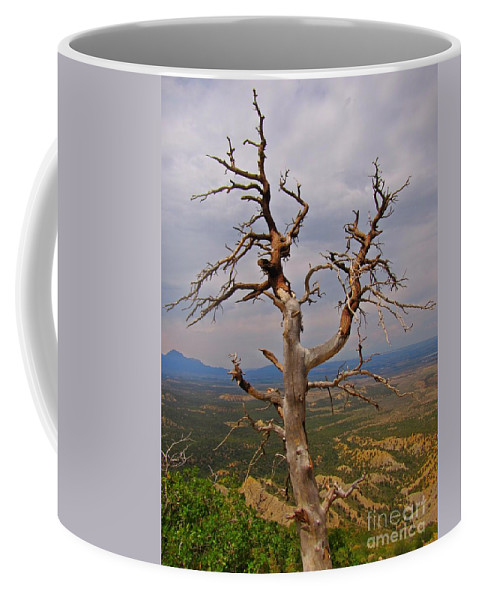 Testament To Endurance Coffee Mug featuring the photograph Testament To Endurance by John Malone