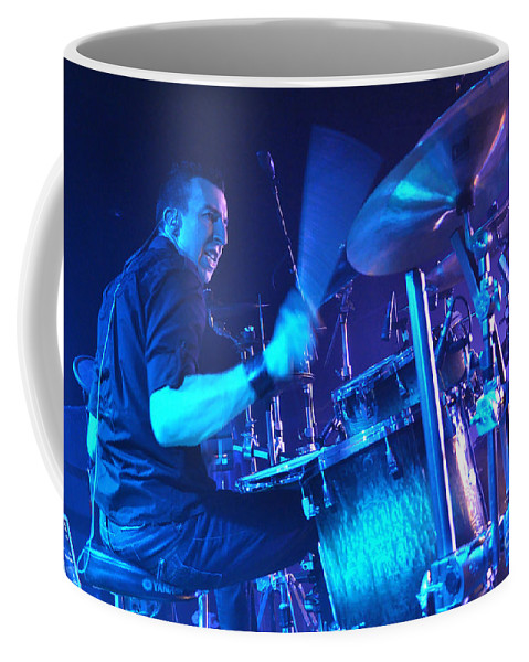 Tfk Coffee Mug featuring the photograph Tfk-steve-3816 by Gary Gingrich Galleries