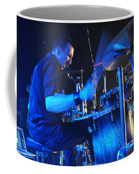 Tfk Coffee Mug featuring the photograph Tfk-steve-3934 by Gary Gingrich Galleries