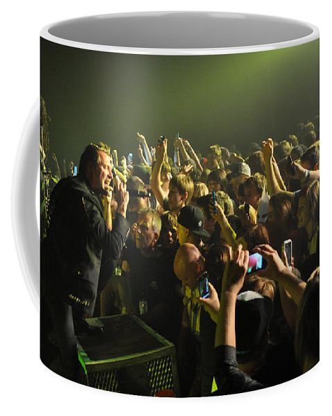 Tfk Coffee Mug featuring the photograph Tfk-trevor-2872 by Gary Gingrich Galleries