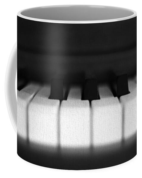 The Black Keys Coffee Mug featuring the photograph The Black Keys by Dan Sproul