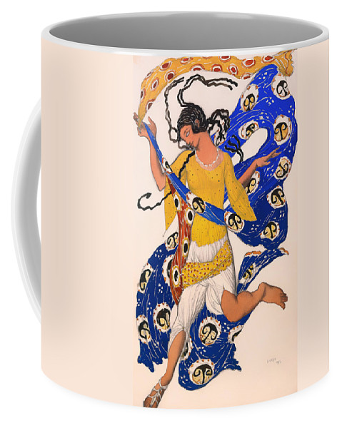 Painting Coffee Mug featuring the painting The Butterfly by Mountain Dreams