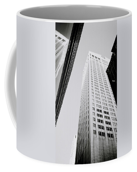 Power Coffee Mug featuring the photograph The Chippendale Building by Shaun Higson