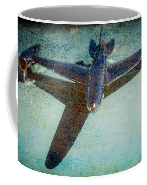 Car Coffee Mug featuring the photograph The Cold War Returns by David Kay