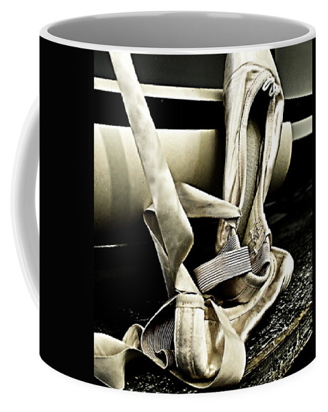 Ballet Coffee Mug featuring the photograph The Dance by Marysue Ryan
