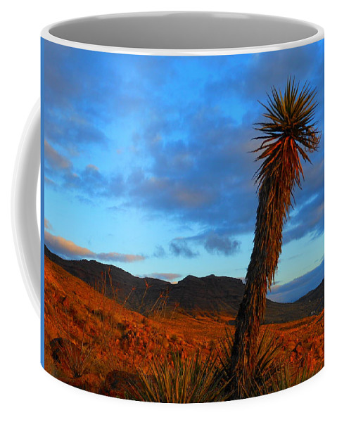 Dramatic Coffee Mug featuring the photograph The Endangered Wild West by James Welch