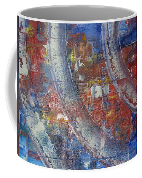 Coffee Mug featuring the painting The Following by Lord Frederick Lyle Morris