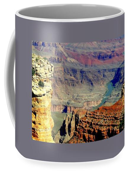 Arizona Coffee Mug featuring the photograph The Grand Design by Miles Stites