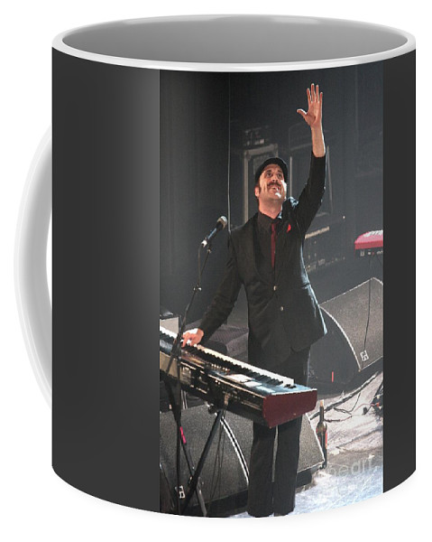 Concert Coffee Mug featuring the photograph The Hold Steady by Concert Photos