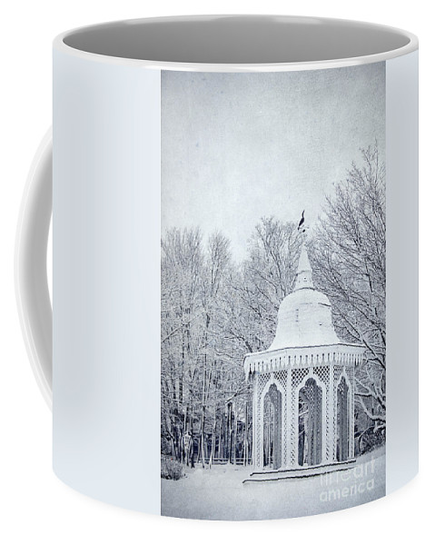 Bar Harbor Coffee Mug featuring the photograph The Incredible Lightness by Evelina Kremsdorf