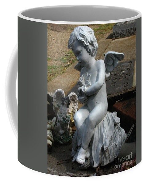The Little Ones Coffee Mug featuring the photograph The Little Ones by Peter Piatt