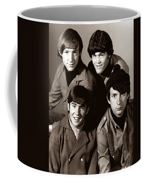 The Monkees Coffee Mug featuring the photograph The Monkees 2 by Movie Poster Prints