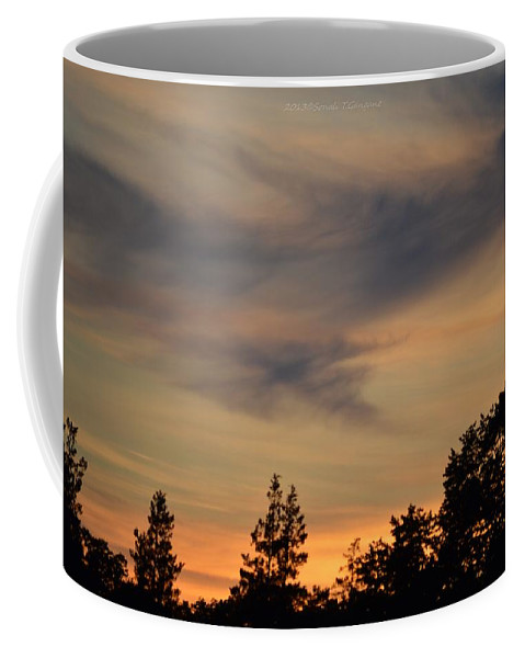 Nature Coffee Mug featuring the photograph The Nature Of Nature by Sonali Gangane