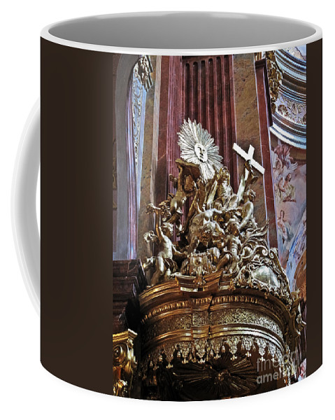 Europe Coffee Mug featuring the photograph The Pulpit by Elvis Vaughn