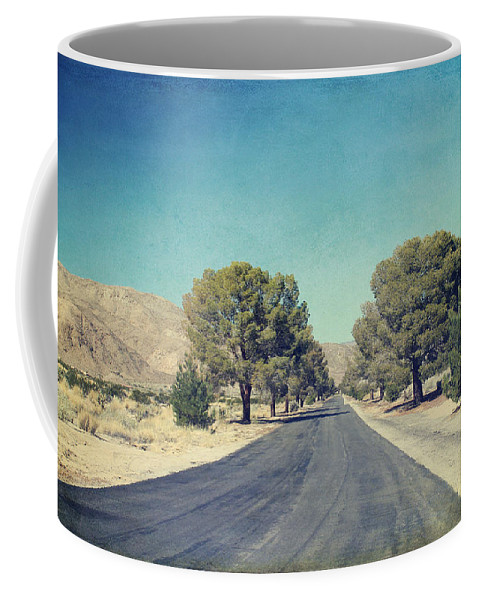 Galleta Meadows Coffee Mug featuring the photograph The Roads We Travel by Laurie Search