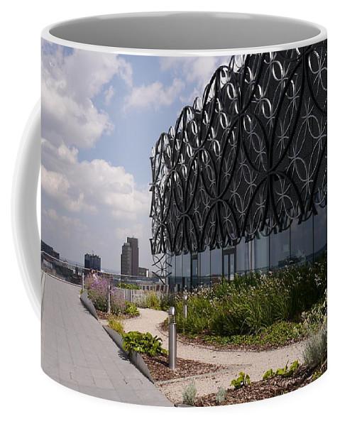 Secret Garden Coffee Mug featuring the photograph The Secret Garden by John Chatterley