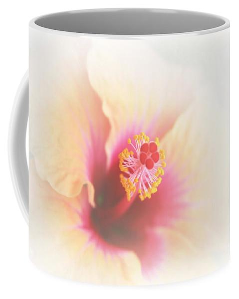 Aloha Coffee Mug featuring the photograph The Secret Of The Beloved by Sharon Mau