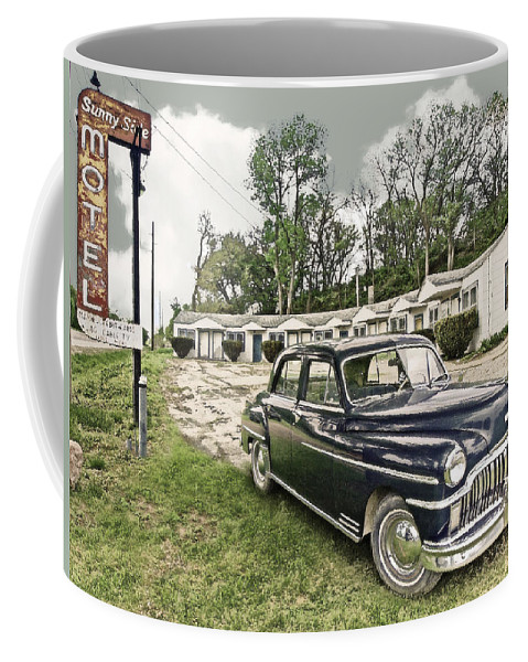 Rural Coffee Mug featuring the photograph The Sunnyside by John Anderson