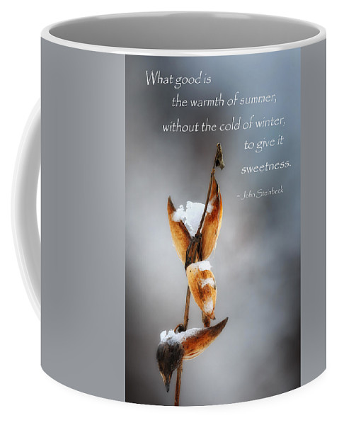 John Steinbeck Coffee Mug featuring the photograph The Warmth Of Summer by Bill Wakeley