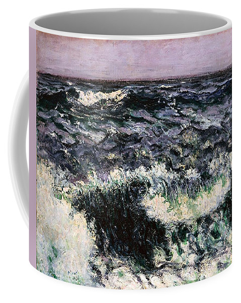 Roderic Coffee Mug featuring the painting The Wave by Roderic O'Conor