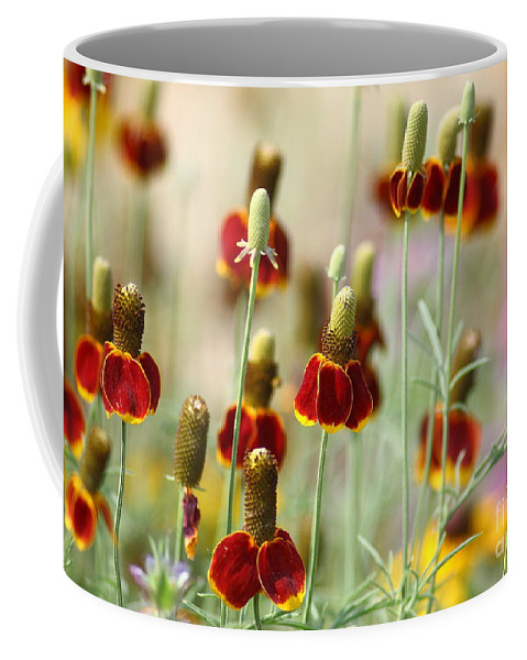 Flora Coffee Mug featuring the photograph The Wildest Of Flowers by Robert Frederick