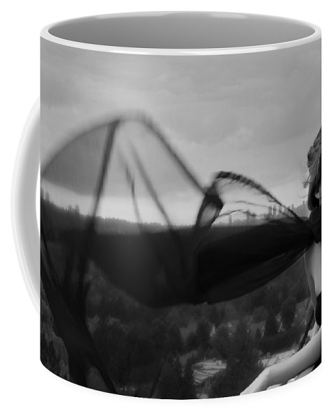 Lisa Knechtel Coffee Mug featuring the photograph Thinking Of You by Lisa Knechtel