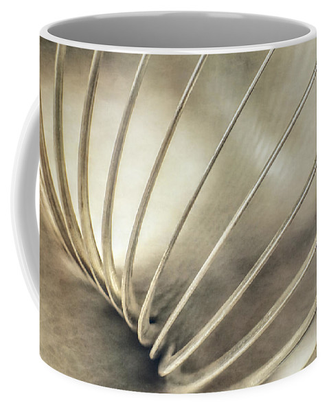 Coil Coffee Mug featuring the photograph This Mortal Coil by Scott Norris