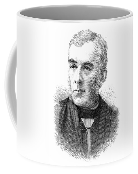 1887 Coffee Mug featuring the painting Thomas Wilkinson (1837-1914) by Granger